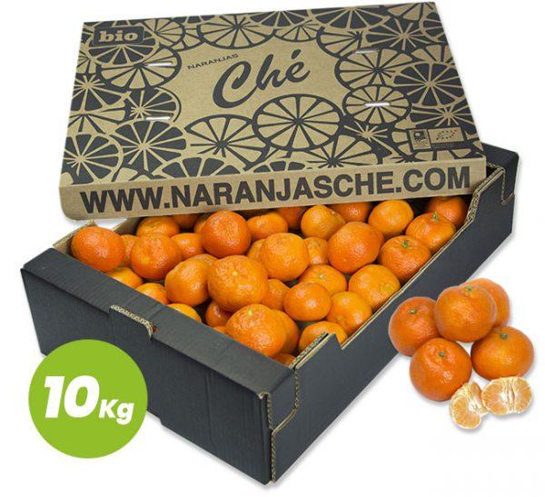 MANDARINA Clementina (Caja 10 Kg)