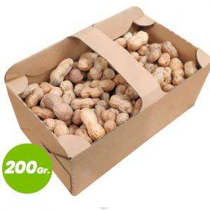 Cacahuete-ecologico-collaret-valenciano-pack-200gr